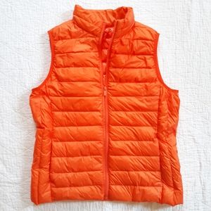 Be Inspired Packable Down Vest Size Large